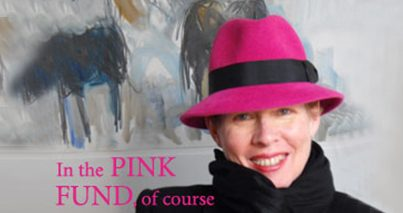 Gena Conti Millinery Perfect Pink-Fund-Custom Made-to-Order Fedora