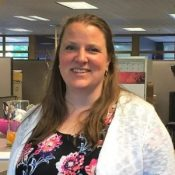 Carolyn Pindzia, Patient Navigator at The Pink Fund
