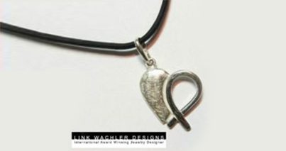 Link Wachler designs necklace