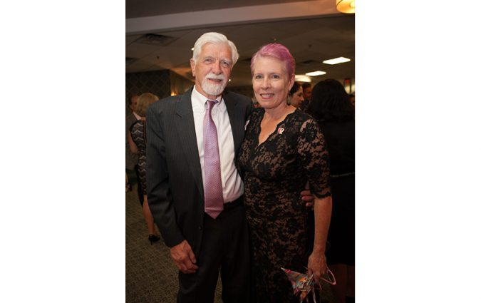 Pink Fund Dancing with the Survivors event