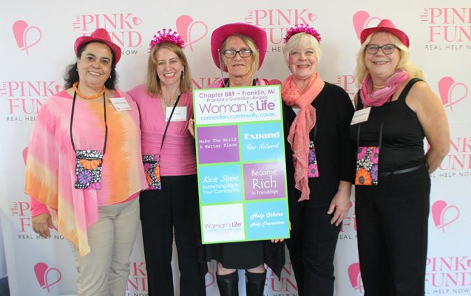 Dancing with the Survivors event attendants photos - Chapter 889 - Franklin, MI