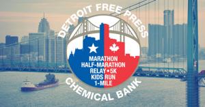 Detroit Free Press - Chemical Bank Marathon