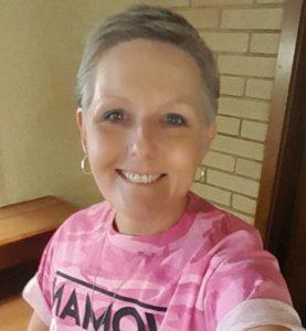 Shelly - Pink Fund recipient