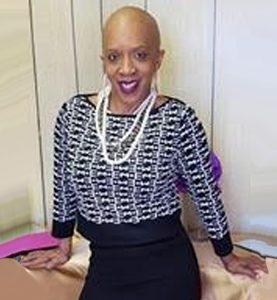 Tameka - pink fund recipient